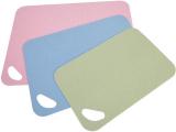 Набор 3 пластиковые гибкие доски Fissman 38х29см, 33х24см, 29х19см