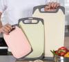 Доска разделочная Fissman Pink 25х15см пластикова