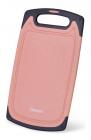 Дошка обробна Fissman Pink 25х15см пластикова