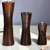 Млин для спецій (перцемолка) Fissman Spice Lanjit 16х5.5см, корпус темне дерево