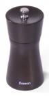 Млин для спецій (перцемолка) Fissman Spice Lanjit 11х5см, корпус темне дерево
