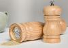 Млин для спецій (перцемолка) Fissman Spice Nesia 11х5см, дерев'яний корпус