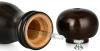 Млин для спецій (перцемолка) Fissman Spice Rossey 16.5х5см, корпус темне дерево