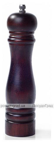 Мельница для специй (перцемолка) Fissman Spice 20х6см, корпус темное дерево