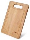 Доска разделочная Fissman бамбуковая 38х27см