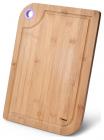 Доска разделочная Fissman бамбуковая 39х28см