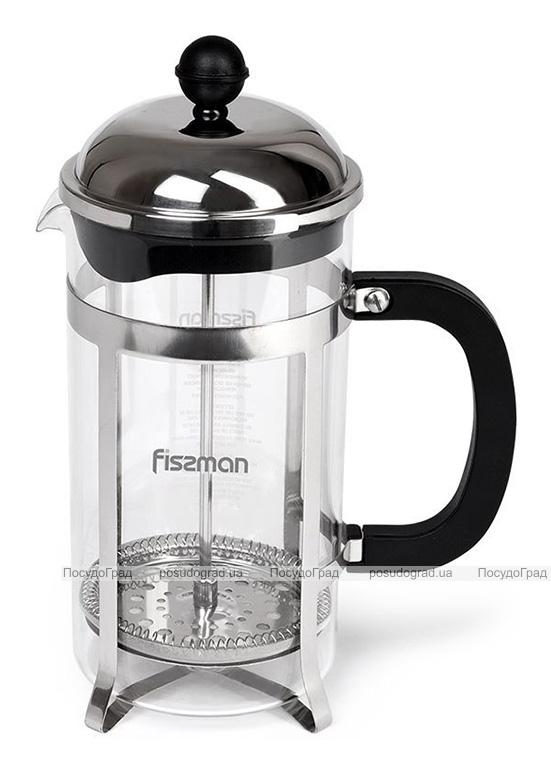 Френч-пресс Fissman Latte 600мл