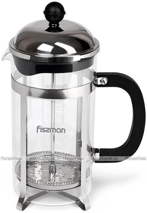 Френч-пресс Fissman Latte 1000мл
