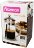 Френч-пресс Fissman Cafe Glace 1000мл