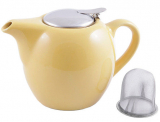 Чайник заварочный Fissman ProfiTea 750мл с ситечком (желтый)