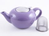 Чайник заварочный Fissman ProfiTea 750мл с ситечком (сиреневый)