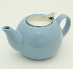 Чайник заварювальний Fissman ProfiTea 750мл (блакитний) з ситечком