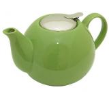 Чайник заварювальний Fissman ProfiTea 1250мл (зелений) з ситечком