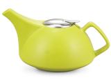 Чайник заварювальний Fissman ProfiTea 1350мл (салатовий) з ситечком