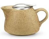 Чайник заварювальний Fissman ProfiTea 1000мл (пісочний) з ситечком