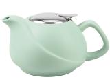 Чайник заварювальний Fissman ProfiTea 750мл (аквамарин) з ситечком