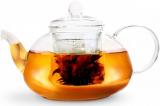 Чайник заварочный Fissman Lucky-9365 1000мл со стеклянным ситечком