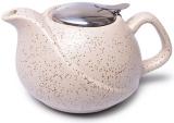 Чайник заварювальний Fissman ProfiTea 750мл (бежевий пісок) з ситечком