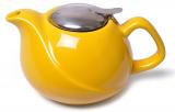 Чайник заварювальний Fissman ProfiTea-90 750мл з ситечком (жовтий)
