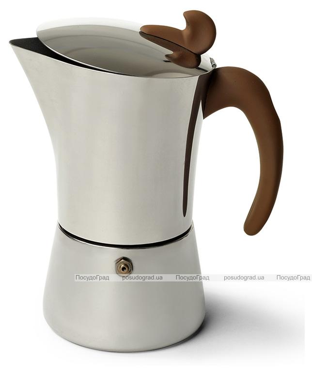 Кавоварка гейзерна Fissman Henrietta 360мл на 6 чашок