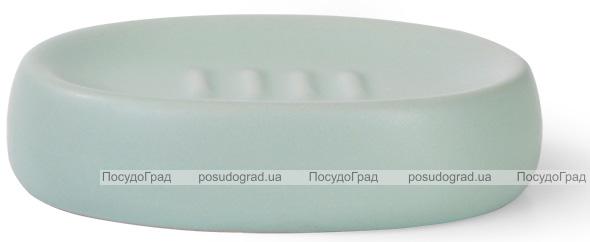 Набор аксессуаров Fissman Aquamarine для ванной комнаты: дозатор, мыльница и стакан