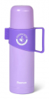Термос Fissman Style Lilac 350мл з нержавіючої сталі
