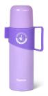Термос Fissman Style Lilac 350мл из нержавеющей стали