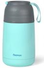 Термос харчовий Fissman Hotmeal 620мл з нержавіючої сталі, аквамарин