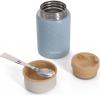 """Термос харчовий Fissman """"Cooking area"""" 500мл з нержавіючої сталі, блакитний"""
