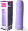 Термос Fissman Ayge Lilac 480мл з нержавіючої сталі