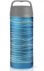 Термос-чашка Fissman Cool 350мл синий (термокружка)