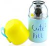 """Термос дитячий Fissman """"Cute Pill"""" 350мл, блакитний"""