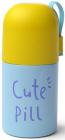 "Термос детский Fissman ""Cute Pill"" 350мл, голубой"