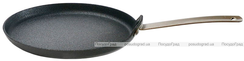 Сковорода блинная Fissman Jolly Ø26см с антипригарным покрытием Platinum