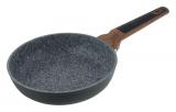 Сковорода Fissman Diamond Grey Ø20см з 5-шаровим антипригарним покриттям