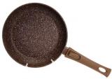 Сковорода Fissman Smoky Stone Ø28см зі знімною ручкою