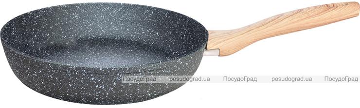 Сковорода Fissman Grandee Stone Ø28см с антипригарным покрытием FissEcoStone