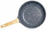 Сковорода Fissman Spotty Stone Ø28см с антипригарным покрытием FissEcoStone