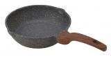 Сковорода-сотейник Fissman Dakjjim Ø24см з антипригарним покриттям Ilag Granistone