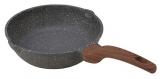 Сковорода-сотейник Fissman Dakjjim Ø28см з антипригарним покриттям Ilag Granistone