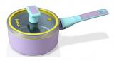 Ковш Fissman Bora Bora 1.5л из литого алюминия с антипригарным покрытием