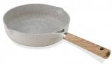 Сковорода-сотейник Fissman Borneo Ø28см з антипригарним покриттям