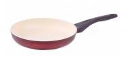 Сковорода Fissman Olympic Ø24см с керамическим антипригарным покрытием