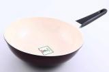 Сковорода глубокая Fissman Olympic Ø26см с керамическим антипригарным покрытием