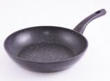 Сковорода Fissman Fiore Ø26см індукційна з мармуровим антипригарним покриттям