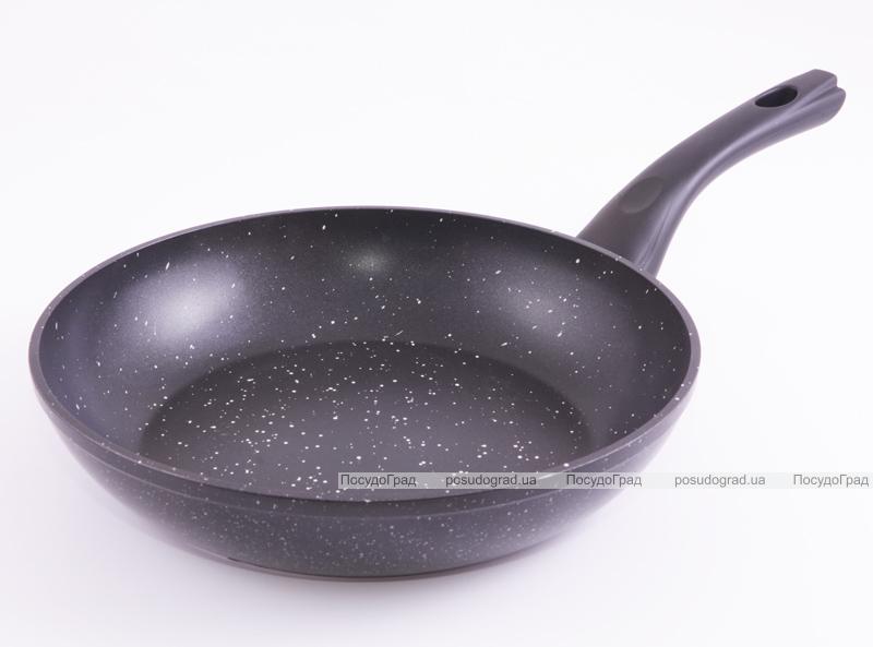 Сковорода Fissman Fiore Ø26см индукционная с мраморным антипригарным покрытием