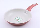 Сковорода Fissman Biscuit Ø20см индукционная с керамическим антипригарным покрытием