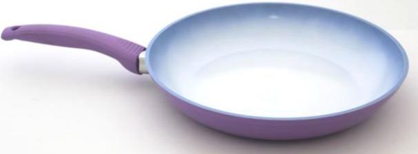 Сковорода Fissman Prima Ø28см Хамелеон с антипригарным покрытием