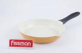 Сковорода Fissman LAZURITE Ø24см с керамическим антипригарным покрытием