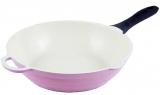 Сковорода глибока Fissman LAZURITE Ø28см з керамічним антипригарним покриттям